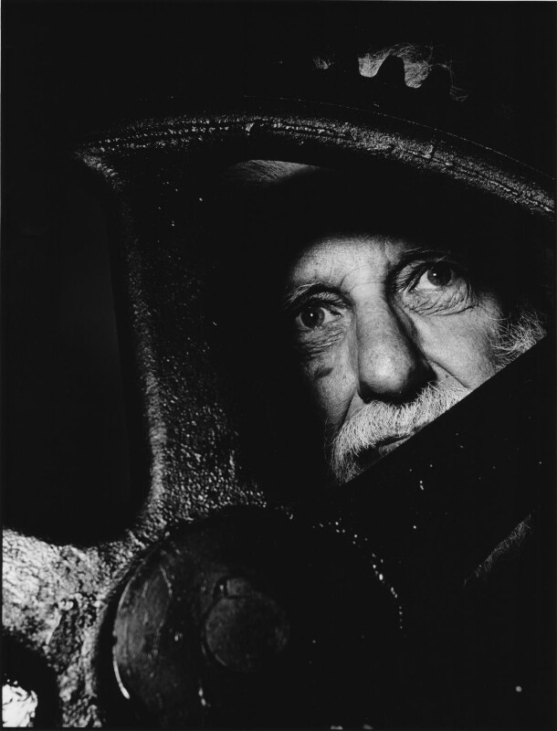 Julian Otto Trevelyan, by Alastair Thain, mid 1980s - NPG x36074 - © Alastair Thain