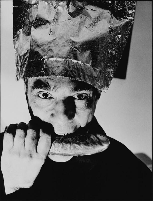 Derek Jarman, by Alastair Thain, 1984 - NPG x36071 - © Alastair Thain