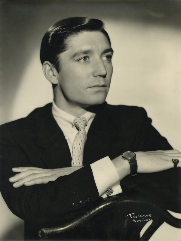David Blair, by Vivienne, 1950s - NPG x6037 - © reserved; collection National Portrait Gallery, London