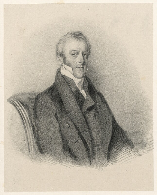 George Granville Sutherland-Leveson-Gower, 2nd Duke of Sutherland, by Richard James Lane, circa 1825-1850 - NPG D21805 - © National Portrait Gallery, London