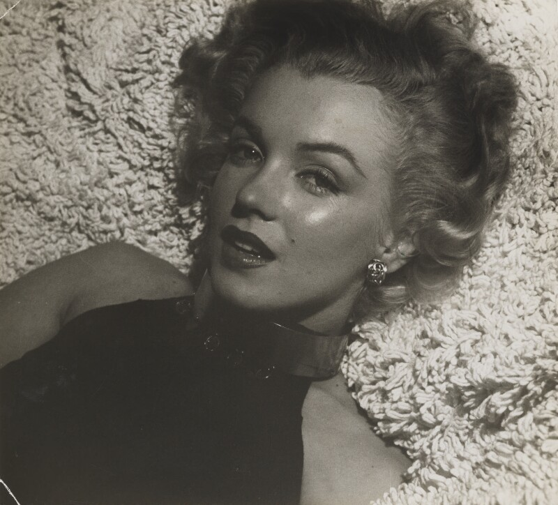 Marilyn Monroe, by Antony Beauchamp, 1951 - NPG x126696 - © reserved; collection National Portrait Gallery, London