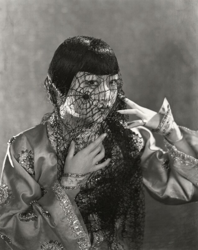 Anna May Wong, by Dudley Glanfield, 25 April 1929 - NPG x126864 - © reserved; collection National Portrait Gallery, London