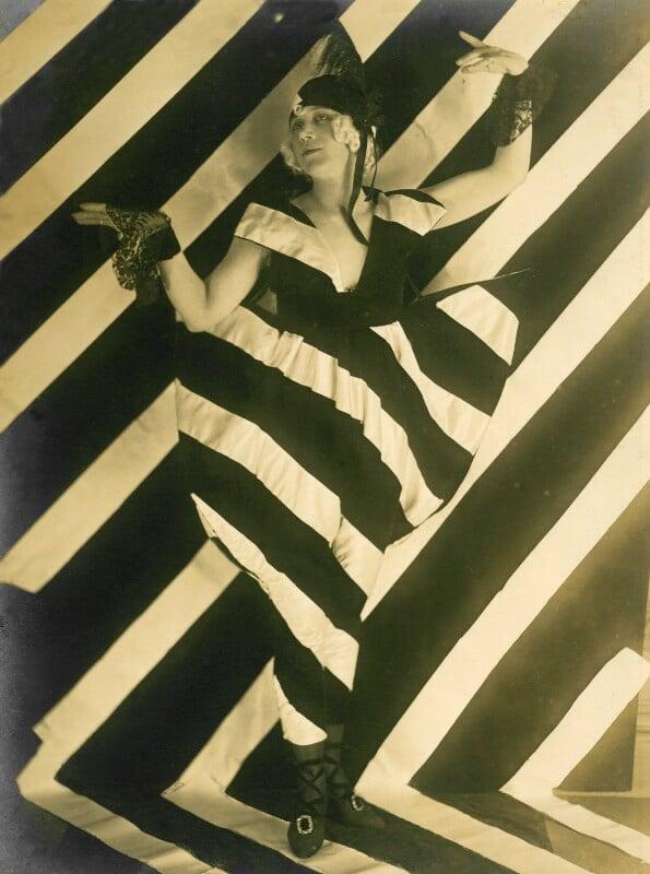 Yvonne Gregory, by Bertram Park, 1919 - NPG x11825 - © estate of Bertram Park / National Portrait Gallery, London