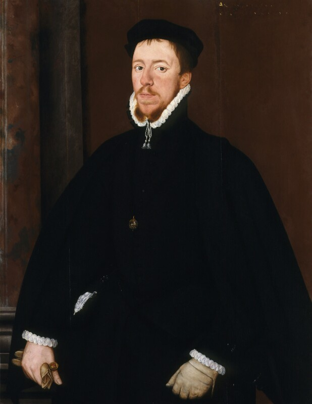 Thomas Howard, 4th Duke of Norfolk, by Unknown Anglo-Netherlandish artist, 1565 - NPG 6676 - © National Portrait Gallery, London
