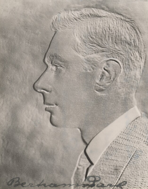 King George VI, by Bertram Park, 1930s - NPG x1695 - © estate of Bertram Park / National Portrait Gallery, London