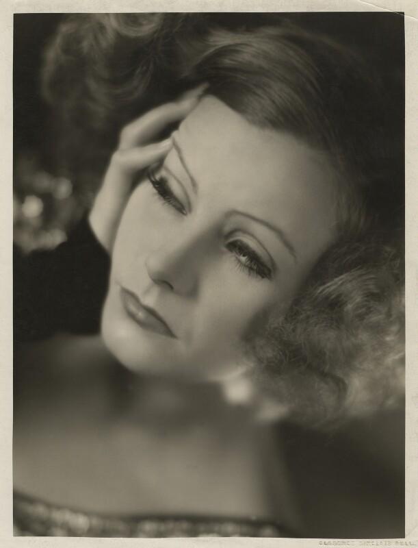 Greta Garbo, by Clarence Sinclair Bull, 1930s - NPG x40991 - © Clarence Sinclair Bull / Kobal Collection