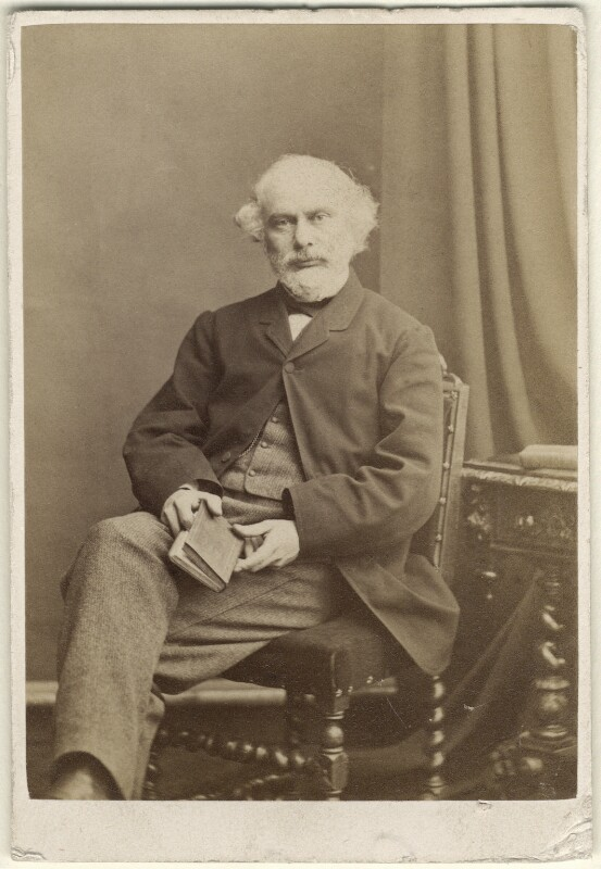 Henry Nelson O'Neil, by Window & Bridge, 1862-1866 - NPG Ax14872 - © National Portrait Gallery, London
