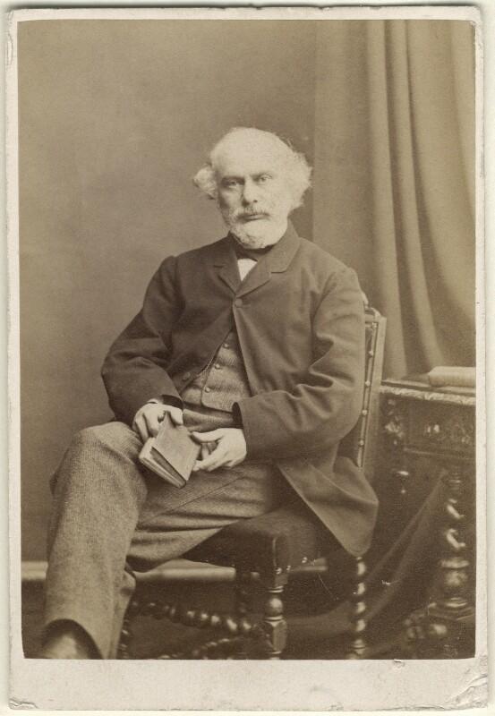 Henry Nelson O'Neil, by Window & Bridge, 1862-1866 - NPG Ax14872 - © National Portrait Gallery, London