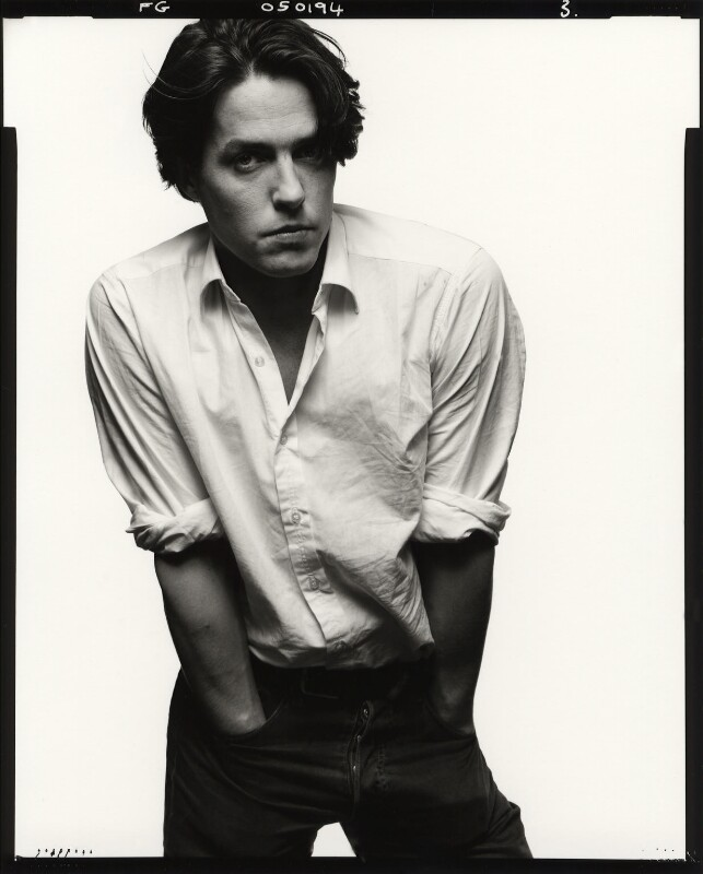 npg x126878 hugh grant portrait national portrait gallery