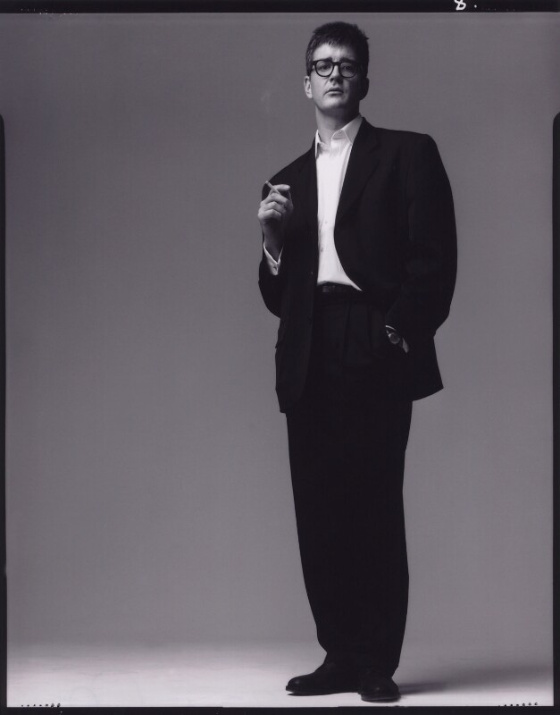 Jay Jopling, by Fergus Greer, 2001 - NPG x126879 - © Fergus Greer