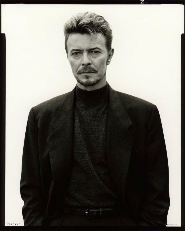 David Bowie, by Fergus Greer, 2001 - NPG x126882 - © Fergus Greer