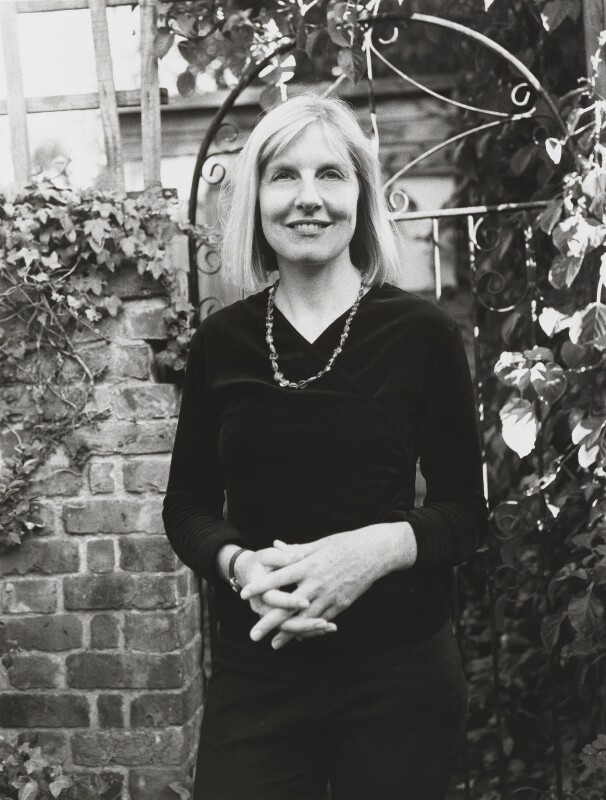 Helen Dunmore, by Mark Gerson, 1997 - NPG x87356 - © Mark Gerson / National Portrait Gallery, London