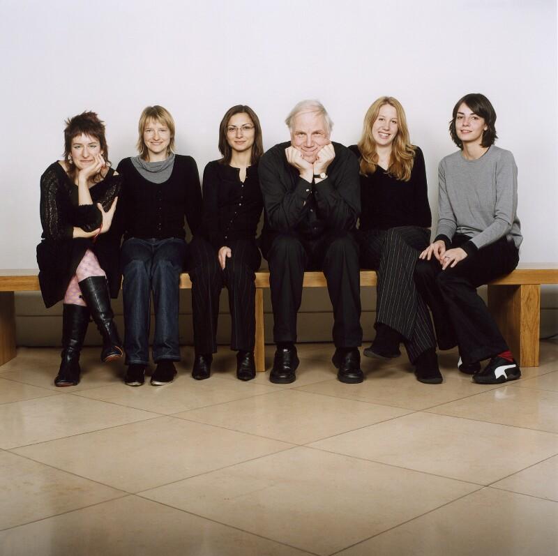 The Photographs Department, by Véronique Rolland, 8 December 2004 - NPG x126914 - © Véronique Rolland