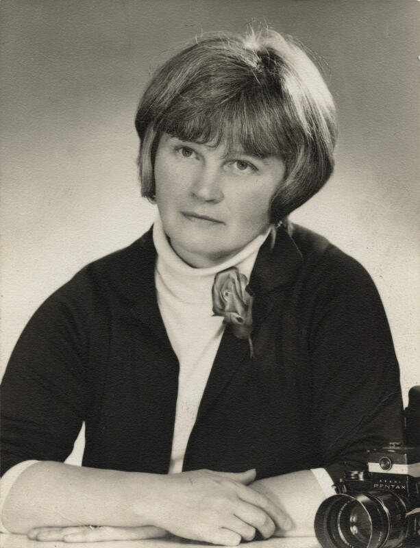 Jane Bown, by Madame Yevonde, 1967 - NPG x11636 - © Yevonde Portrait Archive / Mary Evans Picture Library
