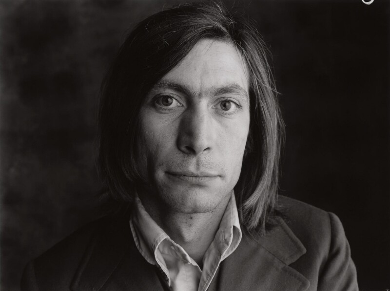 Charlie Watts, by Peter Webb, May 1971 - NPG x87568 - © Peter Webb