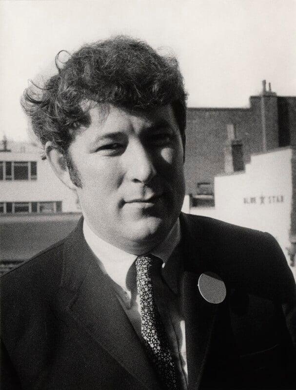 Seamus Heaney, by (John) Edward McKenzie Lucie-Smith, May 1970 - NPG x17465 - © Edward Lucie-Smith / National Portrait Gallery, London