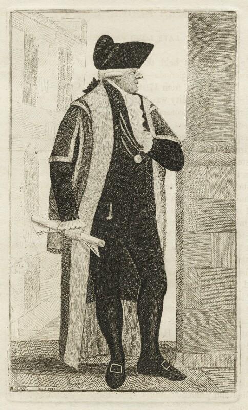Thomas Elder, by John Kay, 1790 - NPG D20506 - © National Portrait Gallery, London