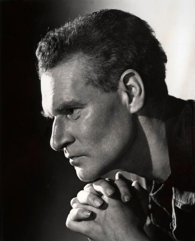 Anthony Asquith, by Cornel Lucas, 1950s - NPG x87107 - © estate of Cornel Lucas