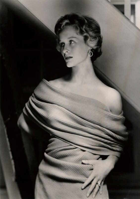 Virginia McKenna, by Cornel Lucas, 1954 - NPG x27888 - © estate of Cornel Lucas