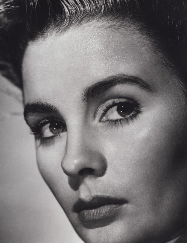 Jean Simmons, by Cornel Lucas, 1948 - NPG x23308 - © estate of Cornel Lucas