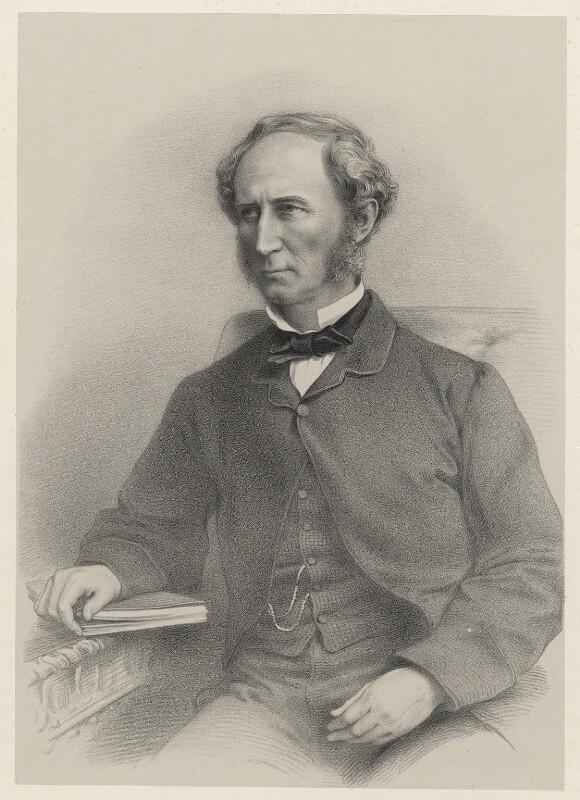 George Turnbull, by Richard James Lane, 1862 - NPG D22517 - © National Portrait Gallery, London
