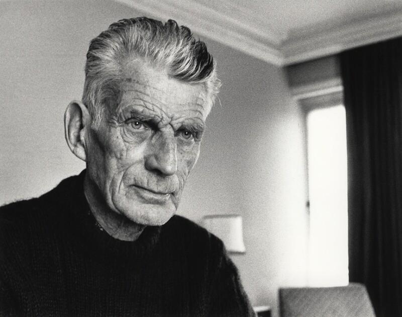 Samuel Beckett, by John Minihan, 1980 - NPG x28990 - © John Minihan / National Portrait Gallery, London