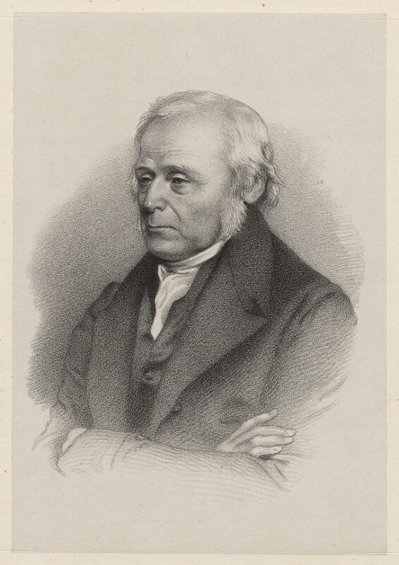 Robert Jarratt, by Richard James Lane, circa 1825-1850 - NPG D22428 - © National Portrait Gallery, London