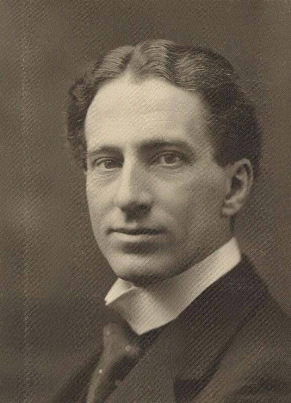 Philip Edward Morrell, by Vandyk, 1910 - NPG x144156 - © National Portrait Gallery, London