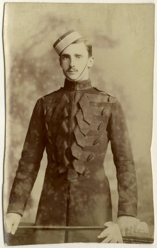 Lord Charles Cavendish-Bentinck, by Lafayette (Lafayette Ltd), 1900s - NPG x144178 - © National Portrait Gallery, London