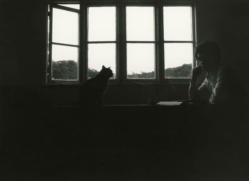 Brian Patten, by Tara Heinemann, 1978 - NPG x30992 - © Tara Heinemann