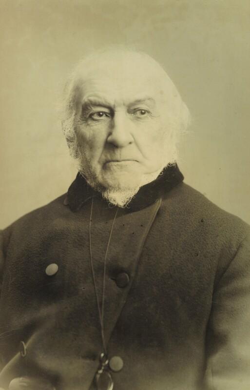 Npg x127023 william ewart gladstone portrait national william ewart gladstone sciox Choice Image