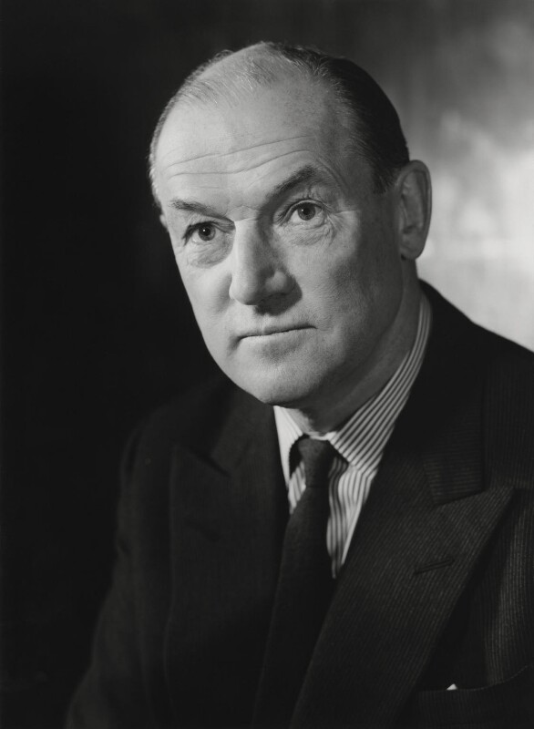 Sir Andrew Maitland-Makgill-Crichton, by Godfrey Argent, 19 February 1970 - NPG x7024 - © National Portrait Gallery, London