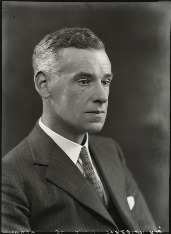 Sir (Leslie) Brian Freeston, by Bassano Ltd, 17 December 1935 - NPG x124401 - © National Portrait Gallery, London