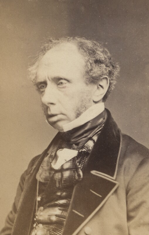 Henry George Grey, 3rd Earl Grey, by Unknown photographer, 1860s - NPG Ax38717 - © National Portrait Gallery, London
