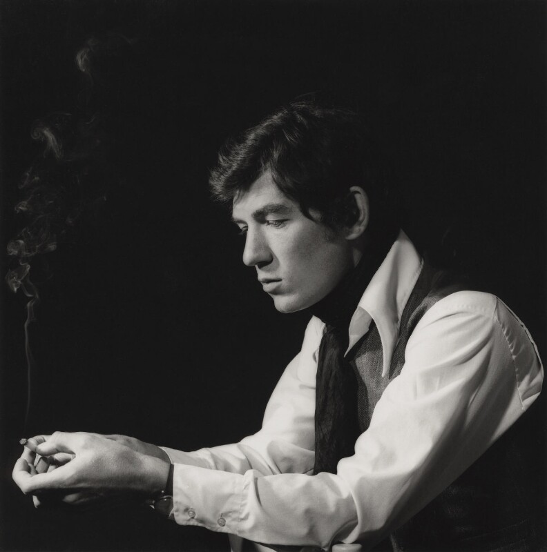 Ian McKellen, by Godfrey Argent, 18 September 1970 - NPG x32551 - © National Portrait Gallery, London