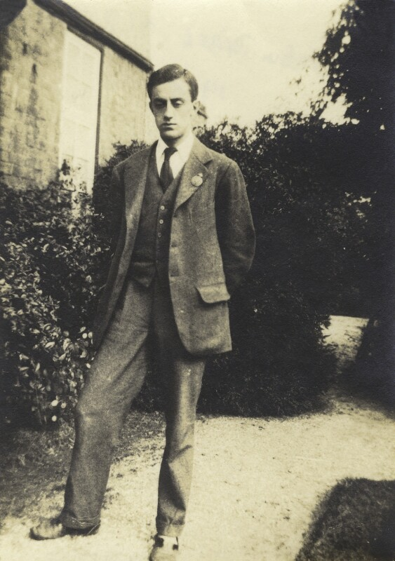 John Nash, by Unknown photographer, 1918 - NPG x127171 - © National Portrait Gallery, London