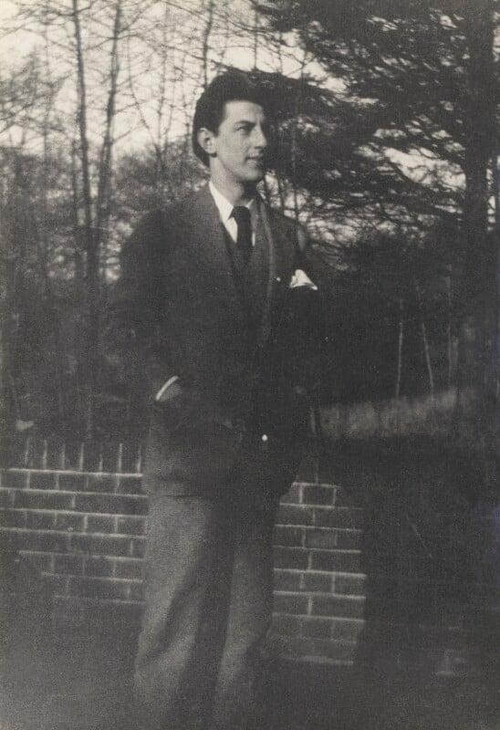 Paul Nash, by Unknown photographer, 1918 - NPG x127187 - © National Portrait Gallery, London