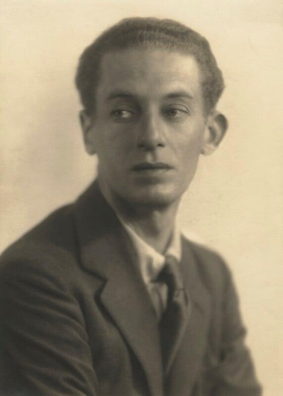 Cedric Morris, by Unknown photographer, circa 1920 - NPG x127186 - © National Portrait Gallery, London
