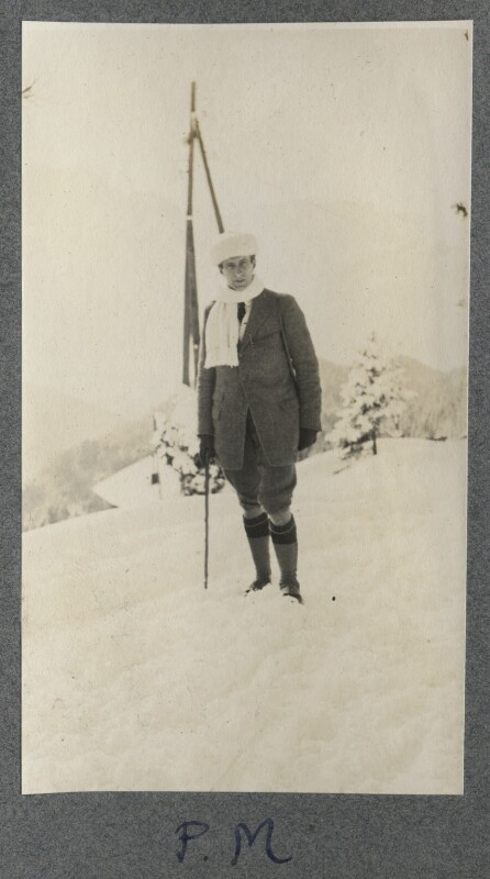 Philip Edward Morrell, by Lady Ottoline Morrell, 1913 - NPG Ax140388 - © National Portrait Gallery, London