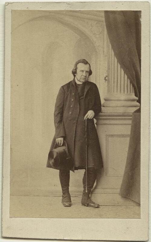 Samuel Wilberforce, by Caldesi, Blanford & Co, early 1860s - NPG x27389 - © National Portrait Gallery, London