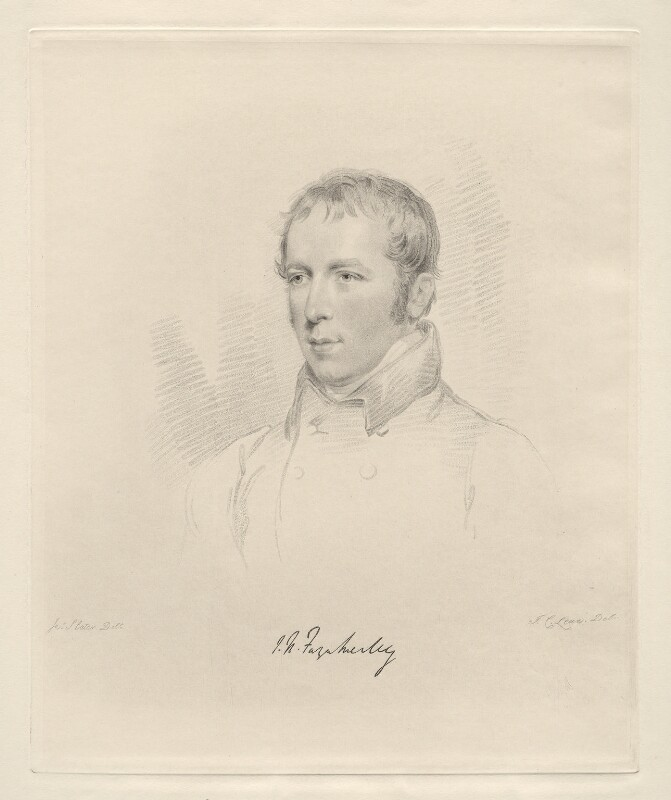 John Nicholas Fazakerley, by Frederick Christian Lewis Sr, after  Joseph Slater, 1826 or after - NPG D20581 - © National Portrait Gallery, London