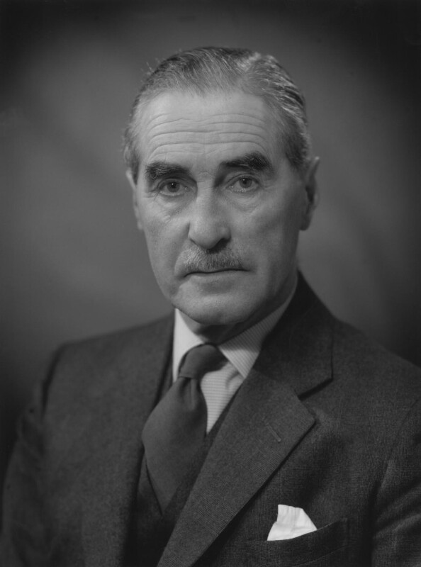 Edmund Graham Angus, by Bassano Ltd, 30 January 1961 - NPG x170729 - © National Portrait Gallery, London