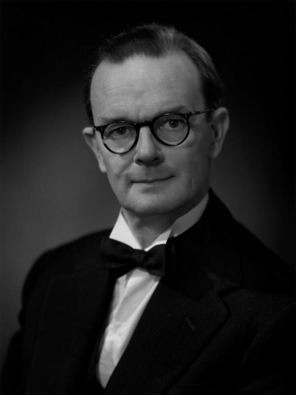 Charles Edward Kingsley Newman, by Bassano Ltd, 17 May 1961 - NPG x170877 - © National Portrait Gallery, London