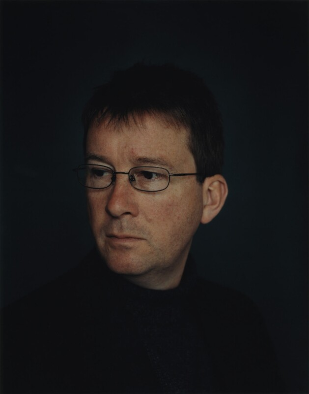Stephen Andrew Carter, by Adam Broomberg and Oliver Chanarin, 25 April 2005 - NPG P1107 - © National Portrait Gallery, London