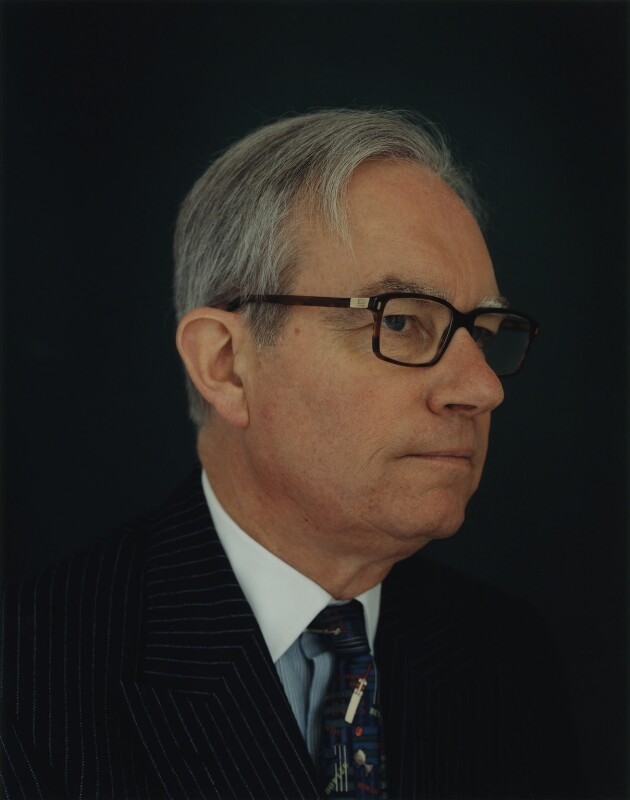 Sir Christopher Charles Gent, by Adam Broomberg and Oliver Chanarin, 5 May 2005 - NPG P1111 - © National Portrait Gallery, London
