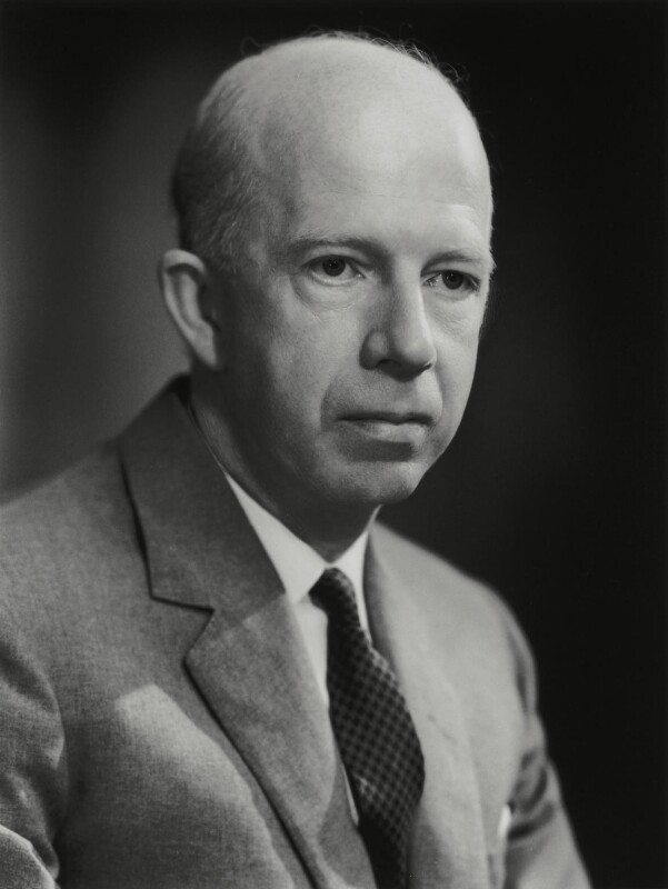 (Cedric) Keith Simpson, by Bassano Ltd, 28 June 1961 - NPG x170967 - © National Portrait Gallery, London