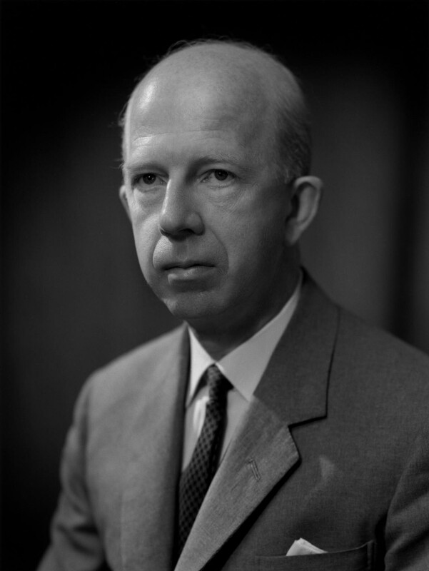 (Cedric) Keith Simpson, by Bassano Ltd, 28 June 1961 - NPG x170968 - © National Portrait Gallery, London