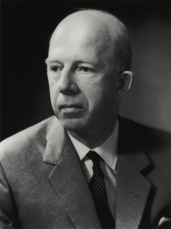 (Cedric) Keith Simpson, by Bassano Ltd, 28 June 1961 - NPG x170969 - © National Portrait Gallery, London