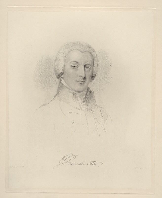George Murray, by Frederick Christian Lewis Sr, after  Joseph Slater, 1826 or after - NPG D20592 - © National Portrait Gallery, London