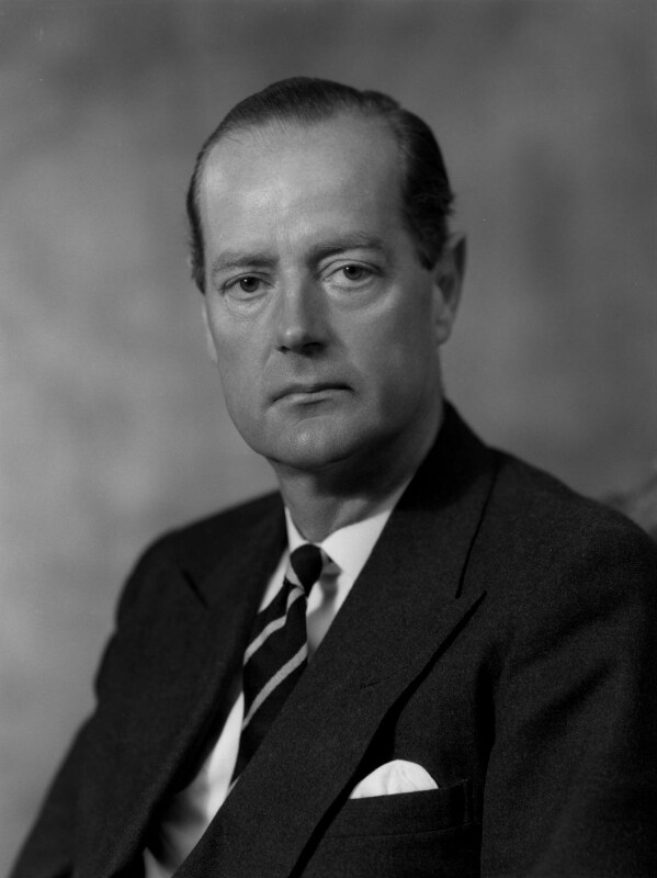 (Charles) Ian Orr-Ewing, Baron Orr-Ewing, by Bassano Ltd, 21 August 1961 - NPG x171061 - © National Portrait Gallery, London